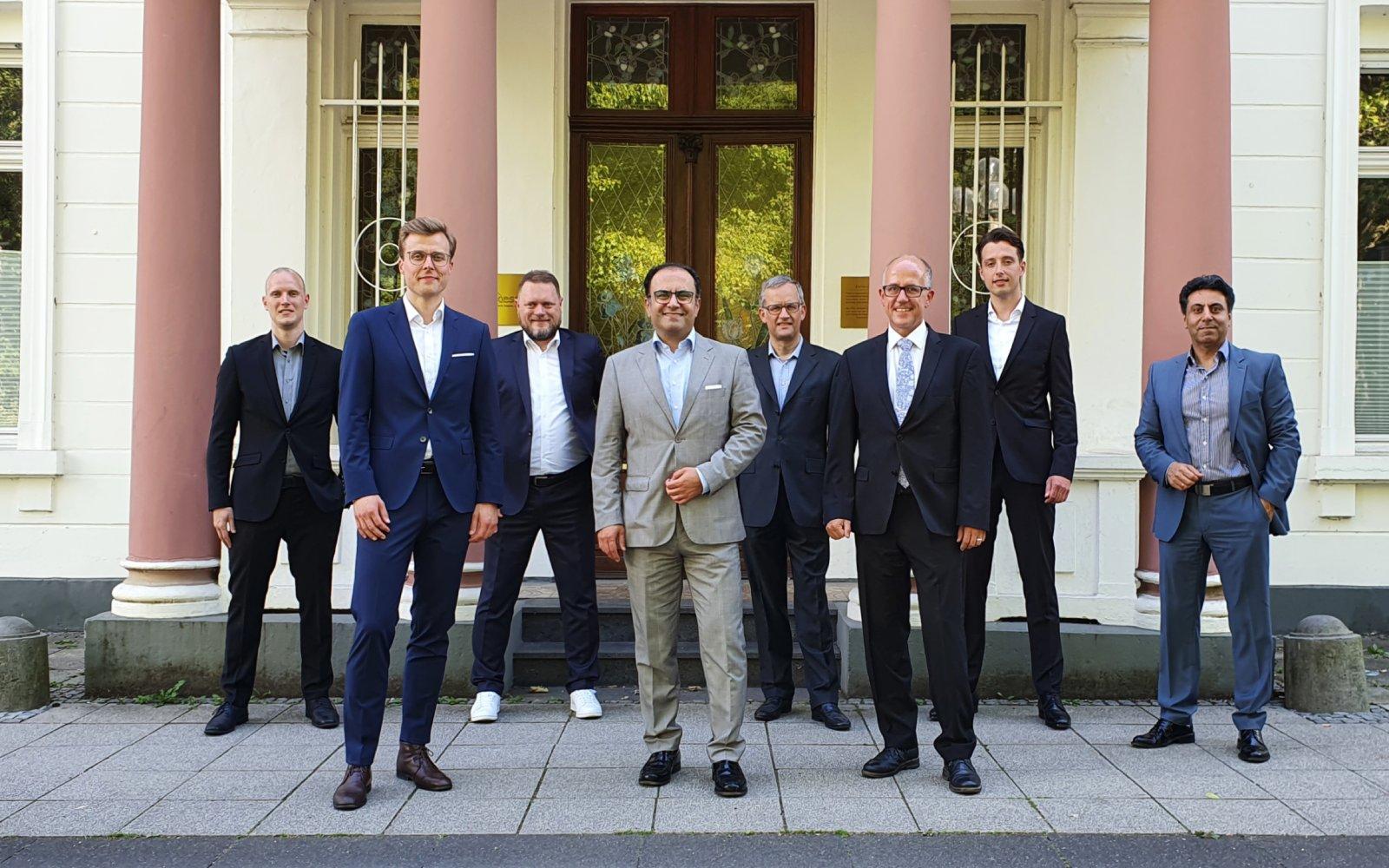 axxessio übernimmt Mehrheitsanteile der UHP Software GmbH